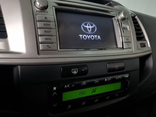 toyota hilux 3.0 srv 4x4 cd 16v turbo intercooler diesel...
