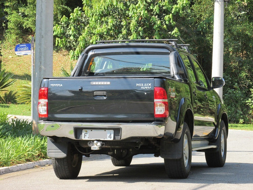 toyota hilux 3.0 srv 4x4 cd turbo intercooler diesel 2013