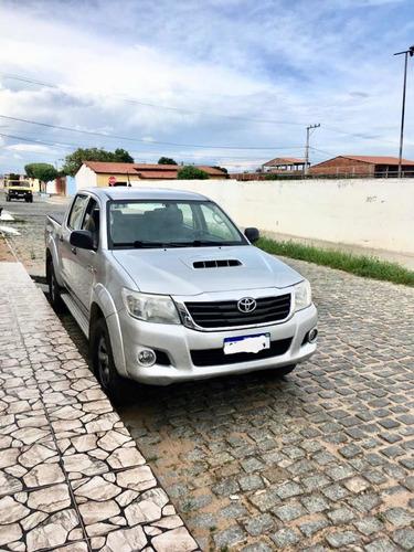 toyota hilux 3.0 srv cab. dupla 4x4 4p 2014