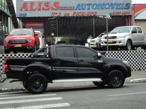 toyota hilux 3.0 srv limited edition 4x4 cd 16v turbo