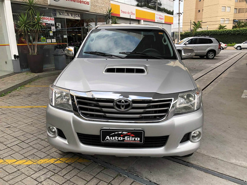 toyota hilux 3.0 srv top 4x4 cd 16v turbo intercooler