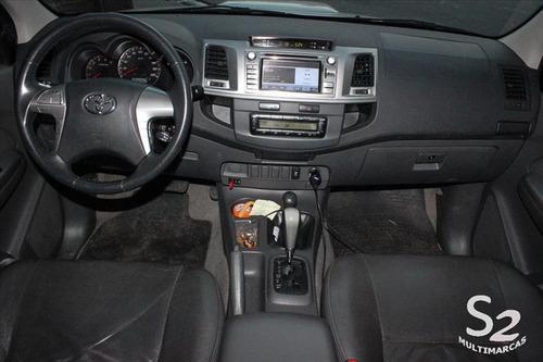 toyota hilux 3.0 srv top 4x4 cd 16v turbo intercooler