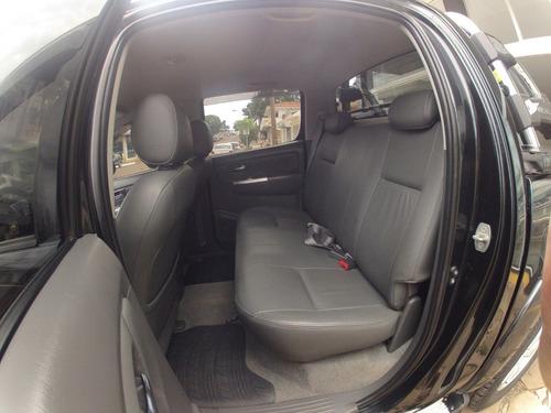toyota hilux 3.0 srv top cab. dupla 4x4 aut. 2013
