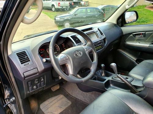 toyota hilux 3.0 srv top cab. dupla 4x4 aut. 2015