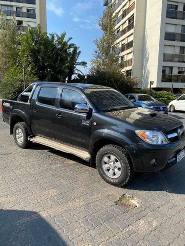 toyota hilux 3.0 tdi srv cab doble 4x4 (2009) 2009
