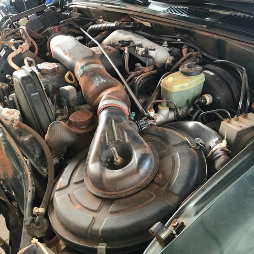 toyota hilux 3.0 turbo 4x4 2004 - sucata para retirar peças