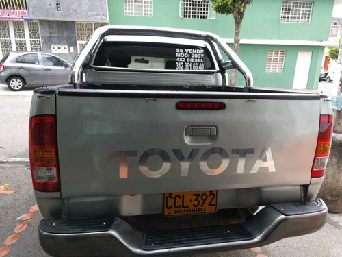 toyota hilux 4x2 2007 diesel