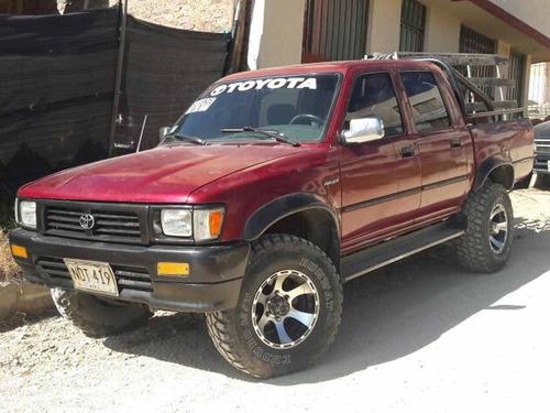 toyota hilux 4x4 1998