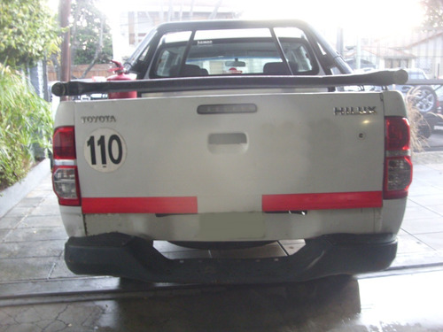 toyota hilux 4x4 cabina doble dx pack 2.5 tdi 2012