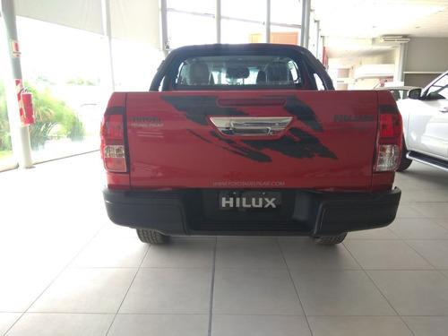 toyota hilux 4x4 dc limited 2.8 tdi 6 mt