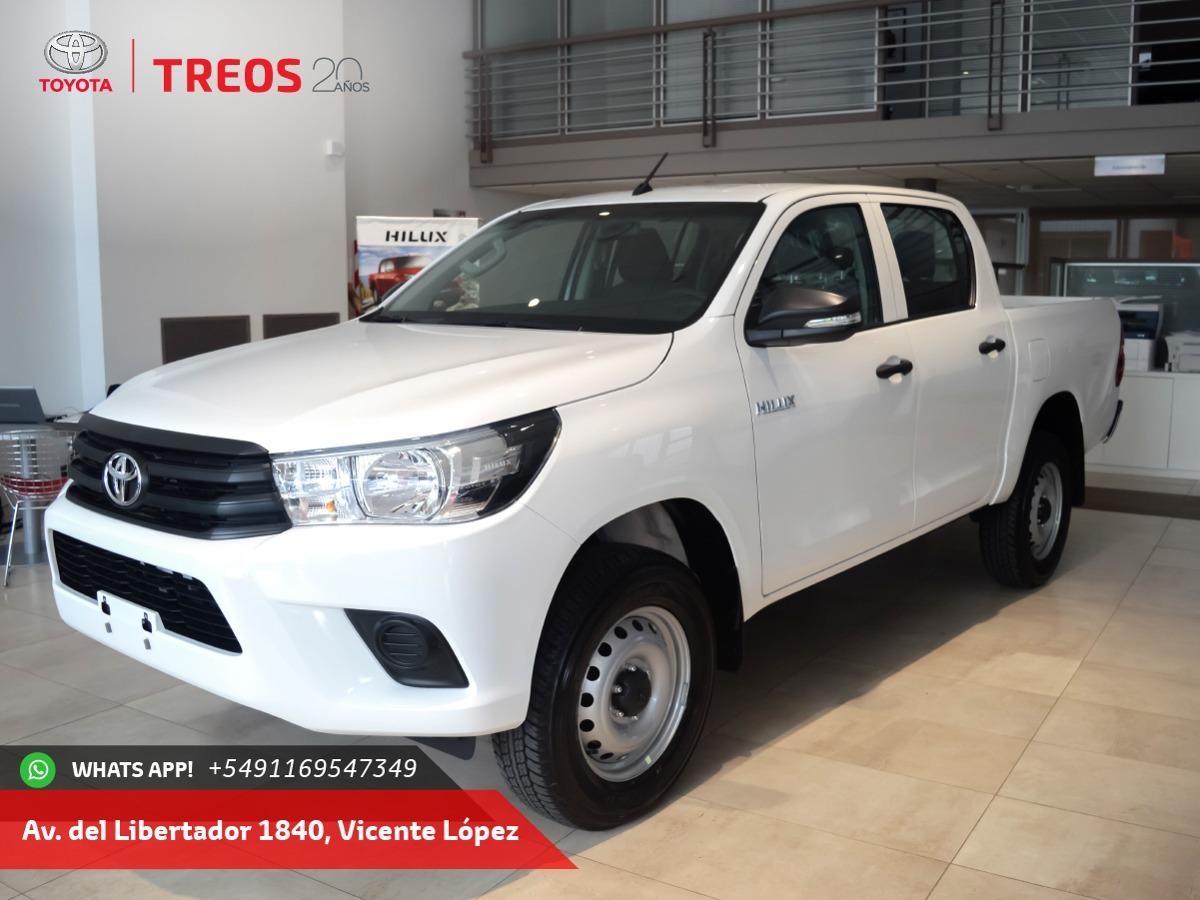 Foto Cabina Mercadolibre : Toyota hilux doble cabina plan de ahorro financiada