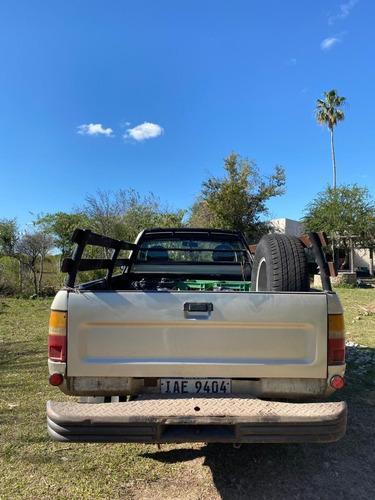 toyota hilux 4x4 pick up diesel