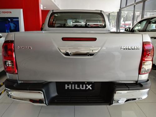 toyota hilux 4x4 sr nuevo motor 204cv conc ofic mlet