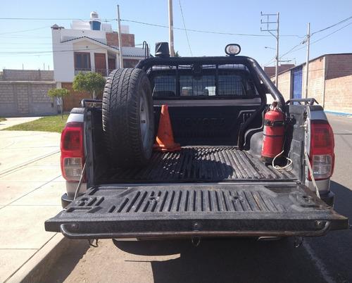 toyota hilux 4x4 srv, mecánico, c 2.75 l, diesel