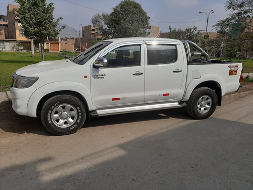 toyota hilux 4x4 turbo intercooler 2013 - full equipo