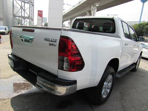 toyota hilux at diesel 2018