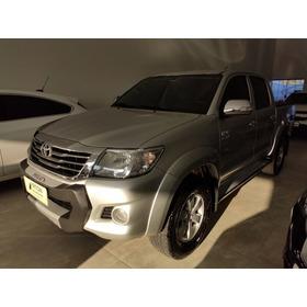 Toyota Hilux Caminhonete 2.7 16v 4p Srv Flex 4x4  Cabine Dup