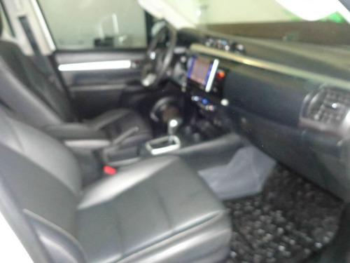 toyota hilux cd 2.8 srv 4x4 aut. diesel
