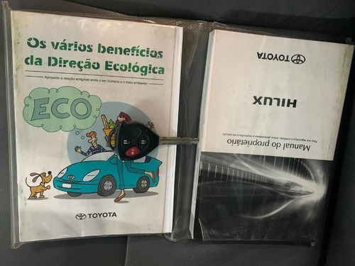 toyota hilux cd 4x4 srv - cabine dupla