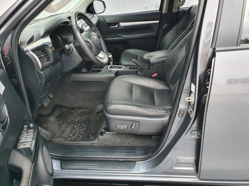 toyota hilux cd srv 4x4 2.8 tdi diesel aut. 2017