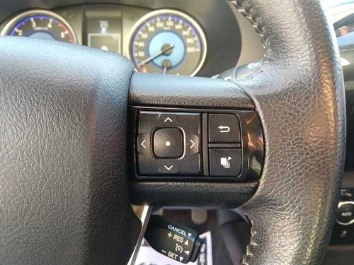 toyota hilux cd srx 4x4 2.8 tdi 16v diesel aut 2016