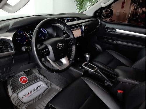 toyota hilux cd srx 4x4 2.8 tdi 16v diesel aut 2017