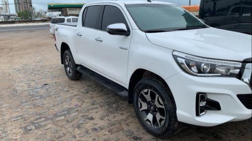 toyota hilux cd srx 4x4 2.8 tdi 16v diesel aut ano 2019