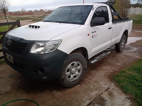toyota hilux c/simple