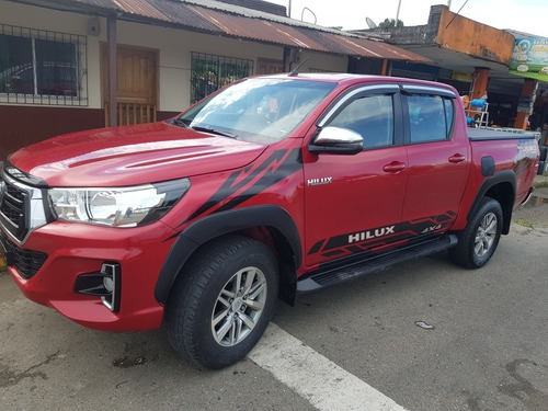 toyota hilux diesel  2020 hilux