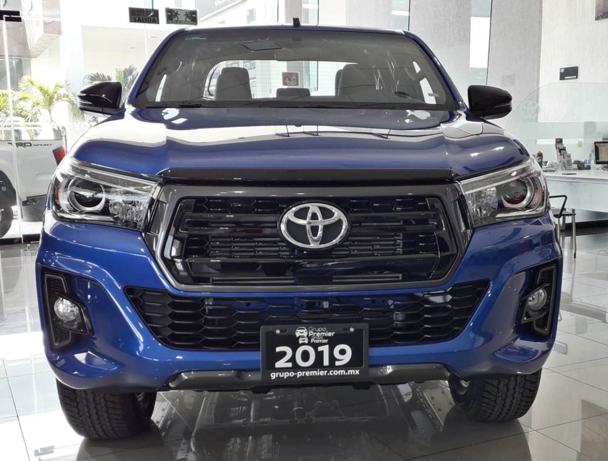 2018 Toyota Tundra Double Cab >> Toyota Hilux Platinum 2019 Mexico The Amazing Toyota