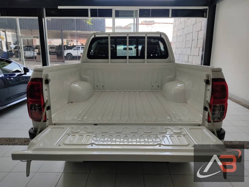 toyota hilux doble cabina diesel 2021