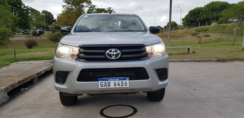 toyota hilux dx 2.5 impecable!