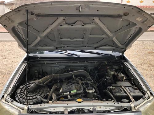toyota hilux gasolina 2.7 vvt-i 2007