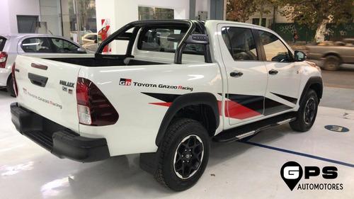 toyota hilux gr- s edicion limitada 0km 2019 automotores gps