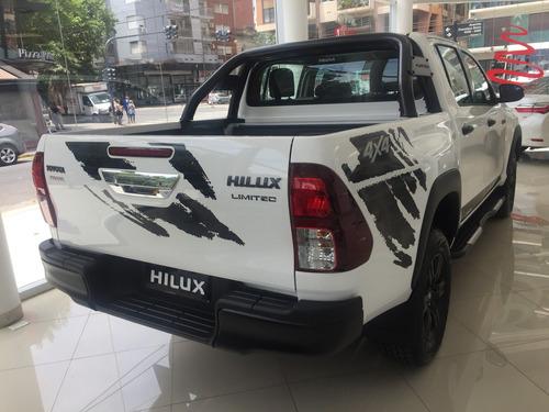 toyota hilux limited 4x4 automatica 2.8tdi 0km conc prana