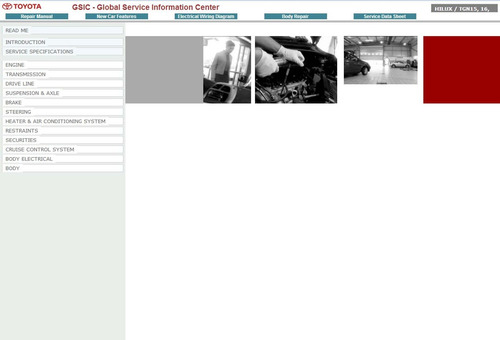 toyota hilux manual servicio taller 2005a 2011 full (inglés)