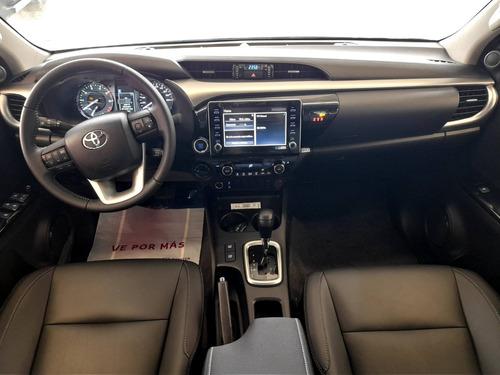 toyota hilux nueva versión aut turbo diésel 2.4 4x4