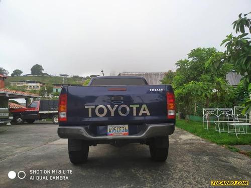 toyota hilux pick-up d/cabina 4x4