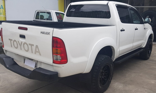 toyota hilux sr5, 2008, 4x4, 147.000 kms., full extras