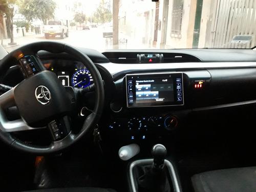toyota hilux srv 2016 4x4 turbo diesel intercooler ocasion