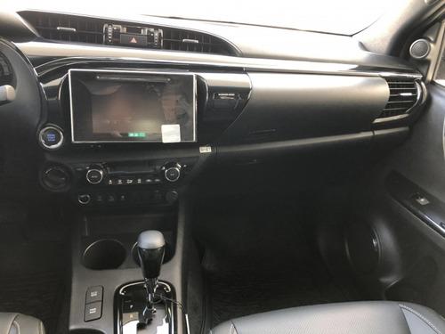 toyota hilux srv 2.8 cab. dupla 4x4 aut 2019 /2020 0km