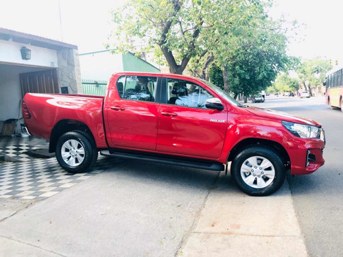 toyota hilux srv 2.8 d/c at