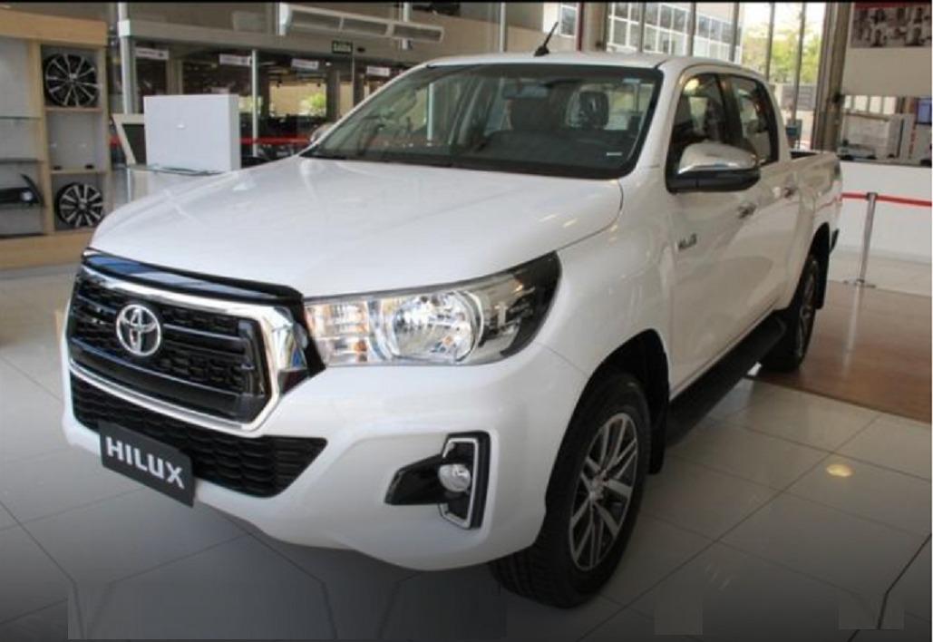 Toyota Hilux Srv 2 8 Dies Aut 4x4 Cab Dupla Completo 0km2019 R