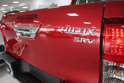 toyota hilux srv 2.8 diesel 4x4 automatica 2020 blindada !!!