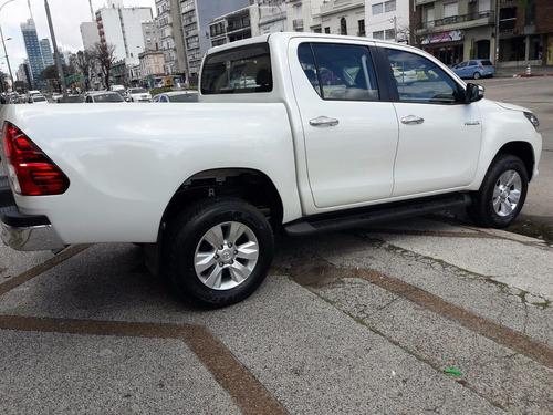 toyota hilux srv 4x2 diesel 2017. precio leasing u$s 44580!!