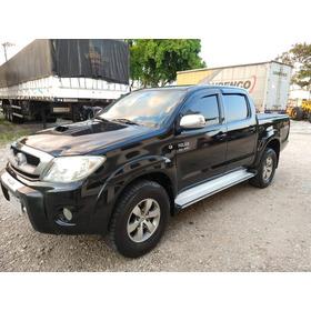 Toyota Hilux Srv 4x4, 3.0 , Ano 2010, Ipva 2020 Quitado.