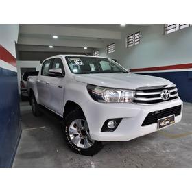 Toyota Hilux Srv 4x4 Automática Diesel Completa Financiamos