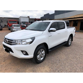 Toyota Hilux Srv Cabine Dupla 4x4 Diesel Automatico