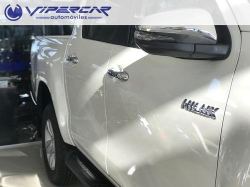 toyota hilux srv diesel 2.8 2020 0km