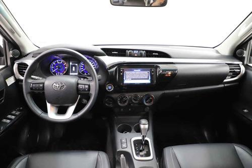 toyota hilux srv diesel 4x4 d-cab aut 2020